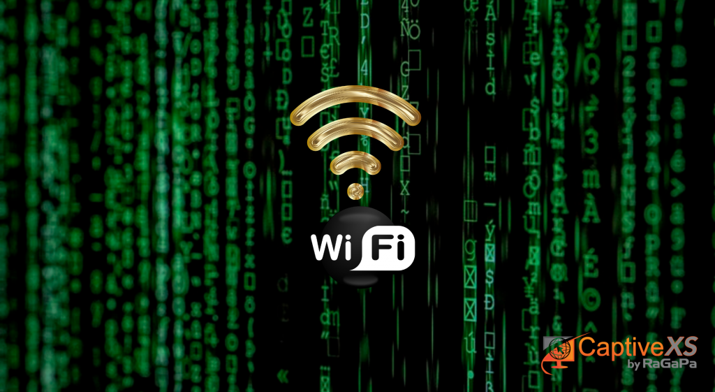 WiFi Data Security RaGaPa