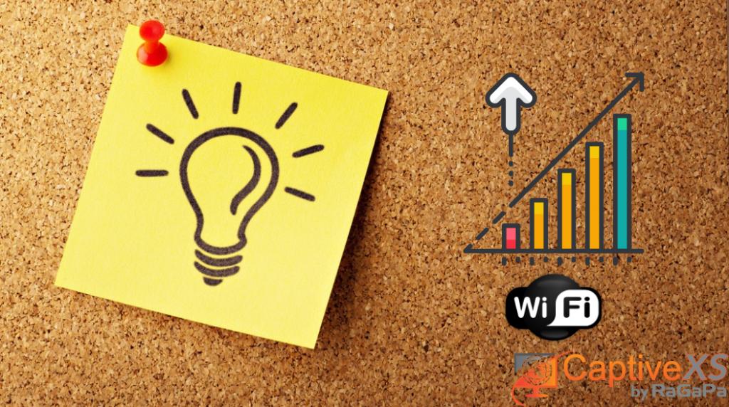CaptiveXS WiFi marketing campaign Ideas for venue marketers
